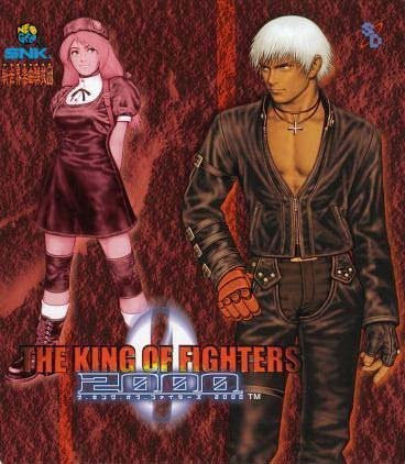 Image 1 for The King of Fighters 2000