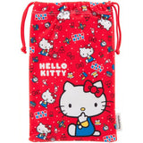 Thumbnail 4 for Hello Kitty Pouch for 3DS LL (Red)