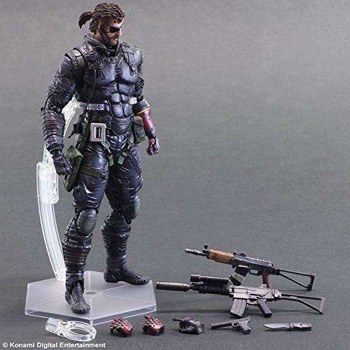 Image 3 for Metal Gear Solid V: The Phantom Pain - Venom Snake - Play Arts Kai - Sneaking Suit ver. (Square Enix)