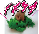 Thumbnail 4 for Jojo no Kimyou na Bouken - Phantom Blood - Talking Plush - Frog Plush (Ensky)