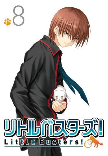 Image 1 for Little Busters Vol.8 [Limited Edition]