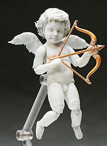 Image for Figma #SP-076b - The Table Museum - Angel Statue - Single ver. (FREEing)