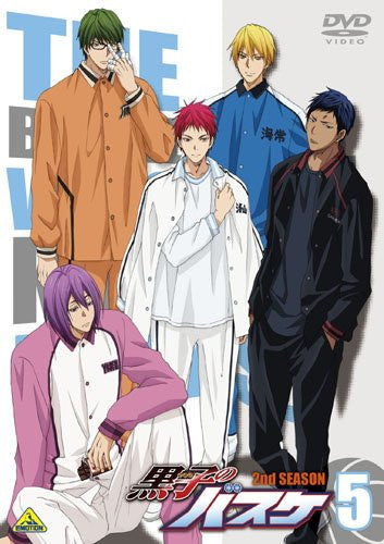 Image 1 for Kuroko's Basketball 2nd Season 5