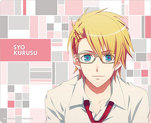 Image 1 for Uta no☆Prince-sama♪ - Kurusu Shou - Mousepad - Glasses Ver. (Broccoli)