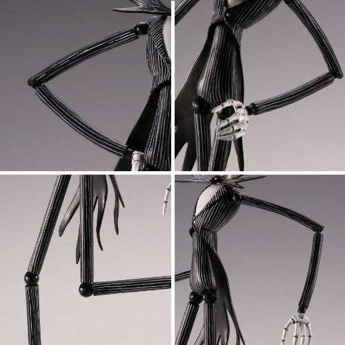 Image 10 for The Nightmare Before Christmas - Jack Skellington - Legacy of Revoltech LR-042 - Revoltech - Revoltech SFX #05 (Kaiyodo)