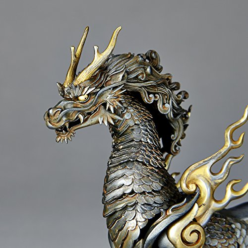 Image 4 for Kirin - Revoltech - Revoltech Takeya - KT Project - Iron Rust Tone Edition (Kaiyodo)