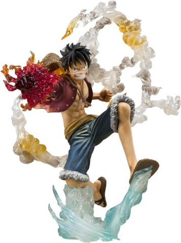 Image for One Piece - Monkey D. Luffy - Figuarts ZERO - Battle ver. (Bandai)