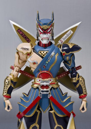 Image 3 for Tiger & Bunny - Origami Cyclone - S.H.Figuarts (Bandai)
