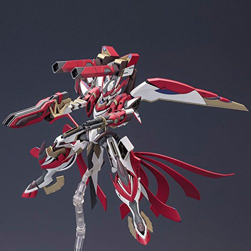Image 4 for Ginga Kikoutai Majestic Prince - AHSMB-005 RED FIVE (Kotobukiya)