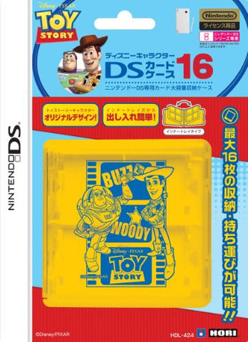 Image for Disney Character DS Card Case 16 (Toy Story)