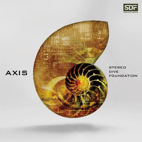 Image 1 for AXIS / STEREO DIVE FOUNDATION [Artist Edition]