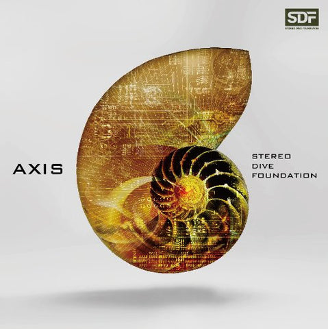Image for AXIS / STEREO DIVE FOUNDATION [Artist Edition]