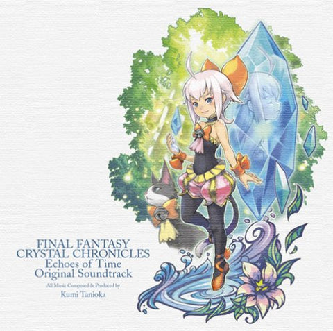 Image for FINAL FANTASY CRYSTAL CHRONICLES Echoes of Time Original Soundtrack