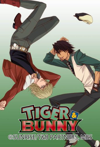 Tiger & Bunny - Wall Calendar - 2013 (Movic)[Magazine]