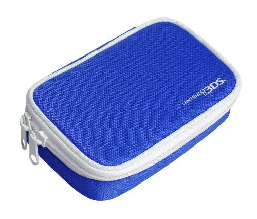 Image 2 for Compact Pouch 3DS (Deep Blue)