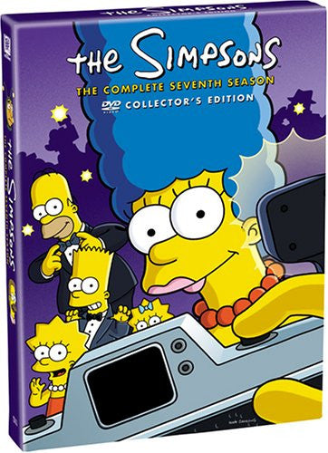 Image 1 for The Simpsons - The Complete Seventh Season Collector's Edition [Limited Edition]