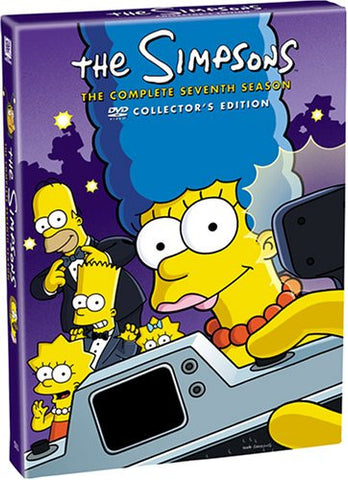Image for The Simpsons - The Complete Seventh Season Collector's Edition [Limited Edition]