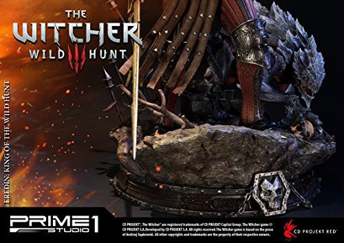 Image 2 for The Witcher 3: Wild Hunt - Eredin - Hound of the Wild Hunt - Premium Masterline PMW3-02 - 1/4 (Prime 1 Studio)