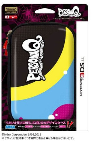 Image for Persona Q Design Case for 3DS LL