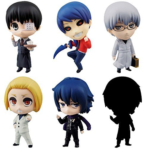 Tokyo Ghoul - Swing - Tokyo Ghoul SD Figure Swing Collection Vol.2 - Blind Box Set
