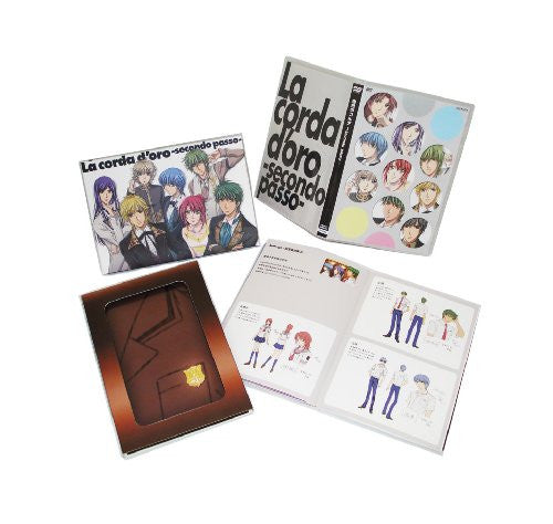 Image 3 for Kiniro No Corda - Secondo Passo [Limited Edition]