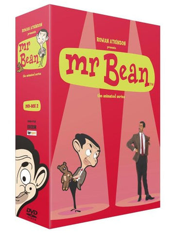 Image for Mr. Bean Animated Series DVD Box 2