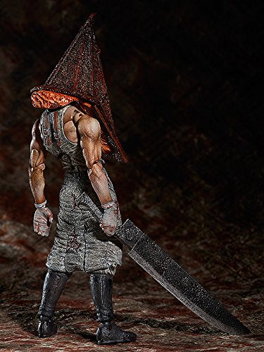 Image 3 for Silent Hill 2 - Red Pyramid Thing - Figma SP-055 (FREEing, Max Factory)