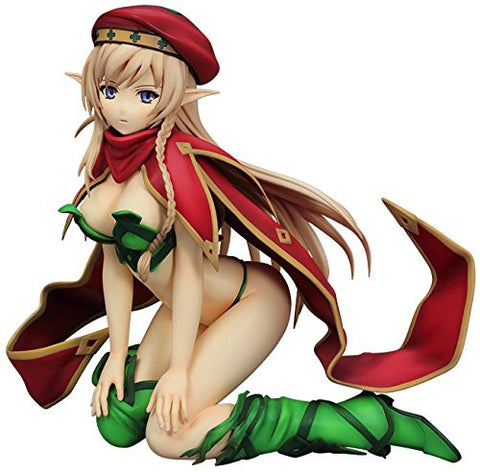 Image for Queen's Blade - Alleyne - R-Line - 1/7 - ver. 2 (Griffon Enterprises)