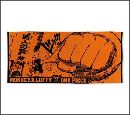 Image 1 for One Piece - Monkey D. Luffy - Towel (Jump Shop)