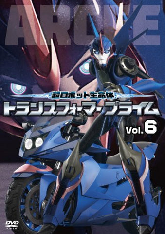 Image for Transformers Prime Vol.6