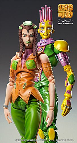 Image 6 for Jojo no Kimyou na Bouken - Stone Ocean - Hermes Costello - Super Action Statue #73 (Medicos Entertainment)