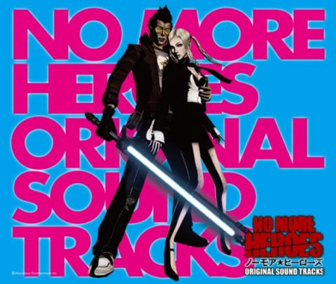 Image for NO MORE HEROES ORIGINAL SOUND TRACKS