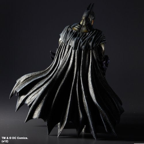 Image 2 for Batman: Arkham Asylum - Batman - Play Arts Kai - Armored Suit version (Square Enix)