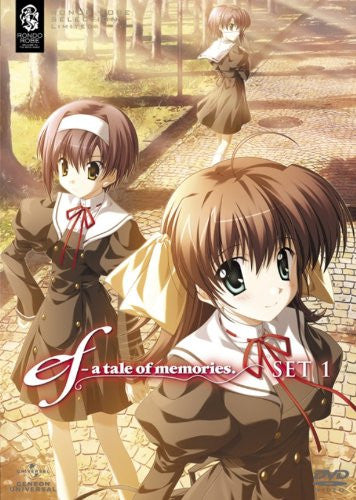 Image 1 for Ef - A Tale Of Memories. Set 1 [Limited Pressing]
