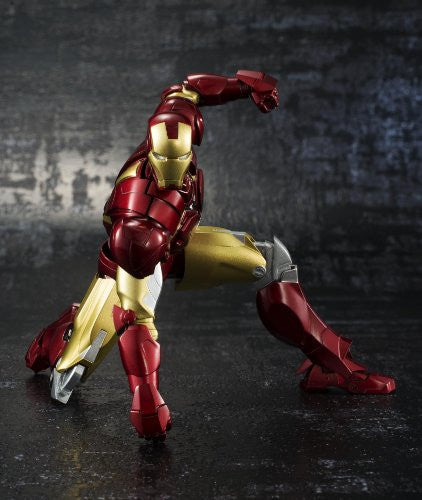Image 5 for Iron Man 2 - Iron Man Mark VI - S.H.Figuarts (Bandai)