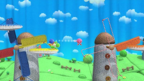 Image 9 for Yoshi's Woolly World [amiibo Set]