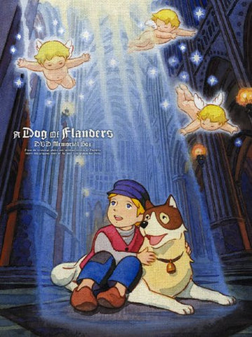 Image for A Dog Of Flanders DVD Memorial Box