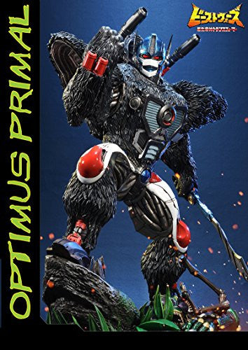 Image 5 for Beast Wars - Optimus Primal - Premium Masterline PMTFBW-01 (Prime 1 Studio)