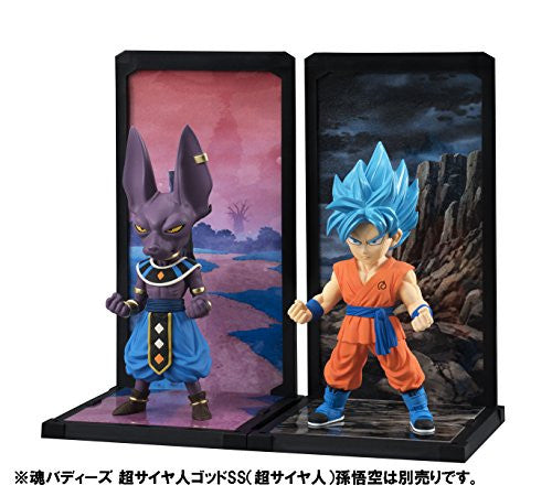 Image 5 for Dragon Ball Super - Beerus - Tamashii Buddies (Bandai)