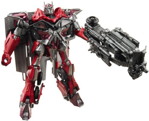 Image 1 for Transformers Darkside Moon - Sentinel Prime - Mechtech DA20 - Cannon Sentinel Prime (Takara Tomy)