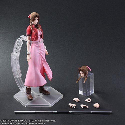 Crisis Core: Final Fantasy VII - Aerith Gainsborough - Play Arts Kai (Square Enix)