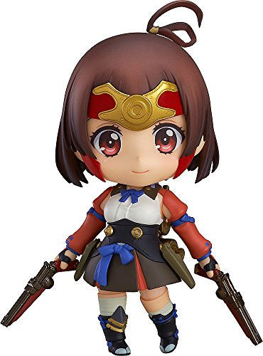 Image 1 for Koutetsujou no Kabaneri - Mumei - Nendoroid #660 (Good Smile Company)