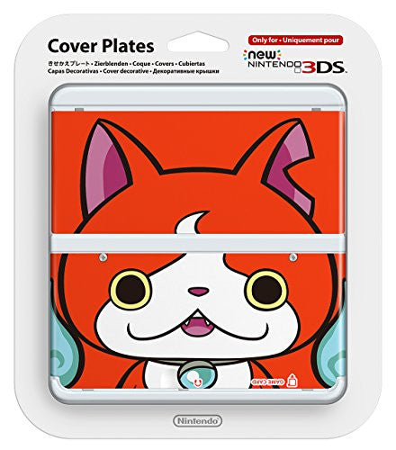 Image 1 for New Nintendo 3DS Cover Plates No.054 (Youkai Watch Jibanyan)