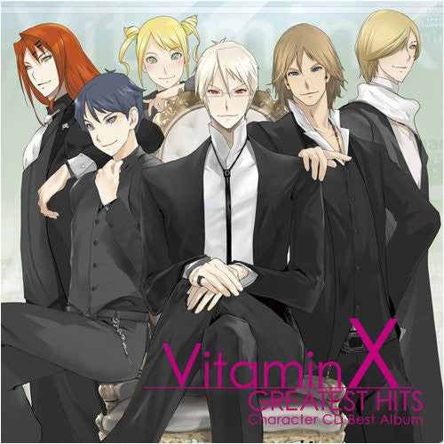 Image 1 for VitaminX Character CD Best Album ~GREATEST HITS~