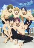 Free! Tv Animation Official Fan Book - 1