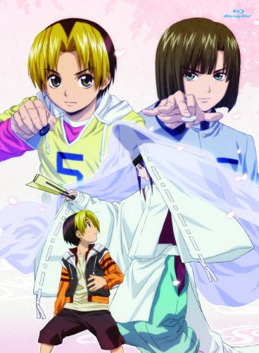 Image 3 for Hikaru No Go Haze Chu Kessen Hen Blu-ray Box [2Blu-ray+CD]