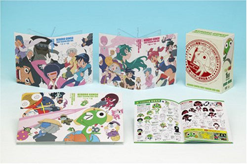 Image 2 for Keroro Gunso 1st Season DVD Box [Limited Edition]