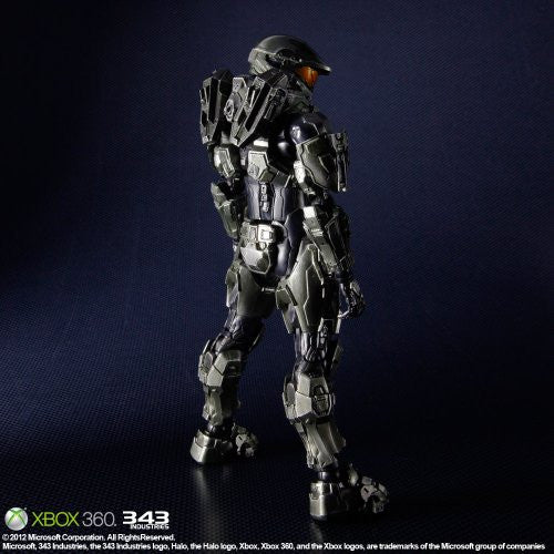 Image 8 for Halo 4 - Master Chief - Play Arts Kai (Square Enix)