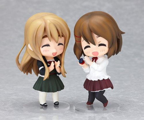 Image 3 for K-ON! - Hirasawa Yui - Kotobuki Tsumugi - Nendoroid #110 - Live Stage Set Ver.