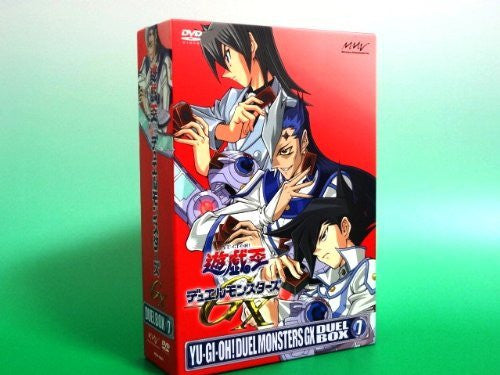 Yu-Gi-Oh! Duel Monsters Gx Duel Box 7
